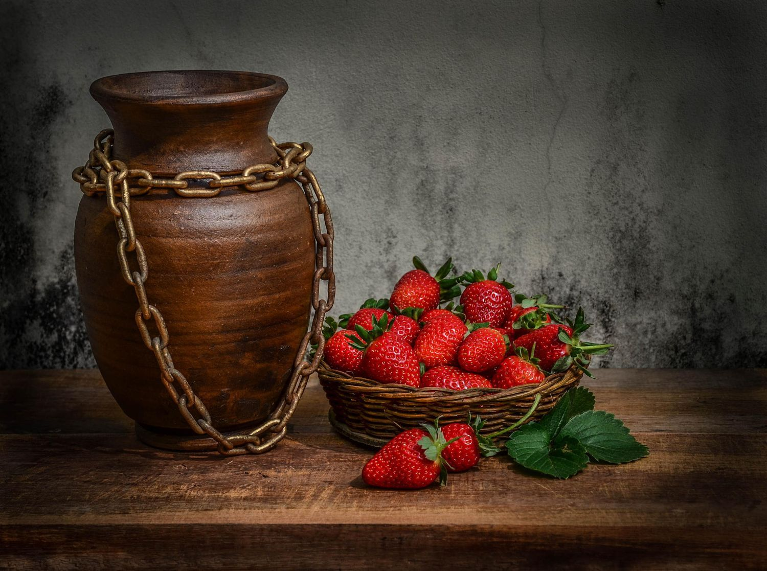 Fresh strawberries by Margareth Photography on 500px