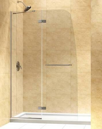 30 X 45 Shower Base Google Search Shower Doors Clear Glass Shower Door Frameless Hinged Shower Door