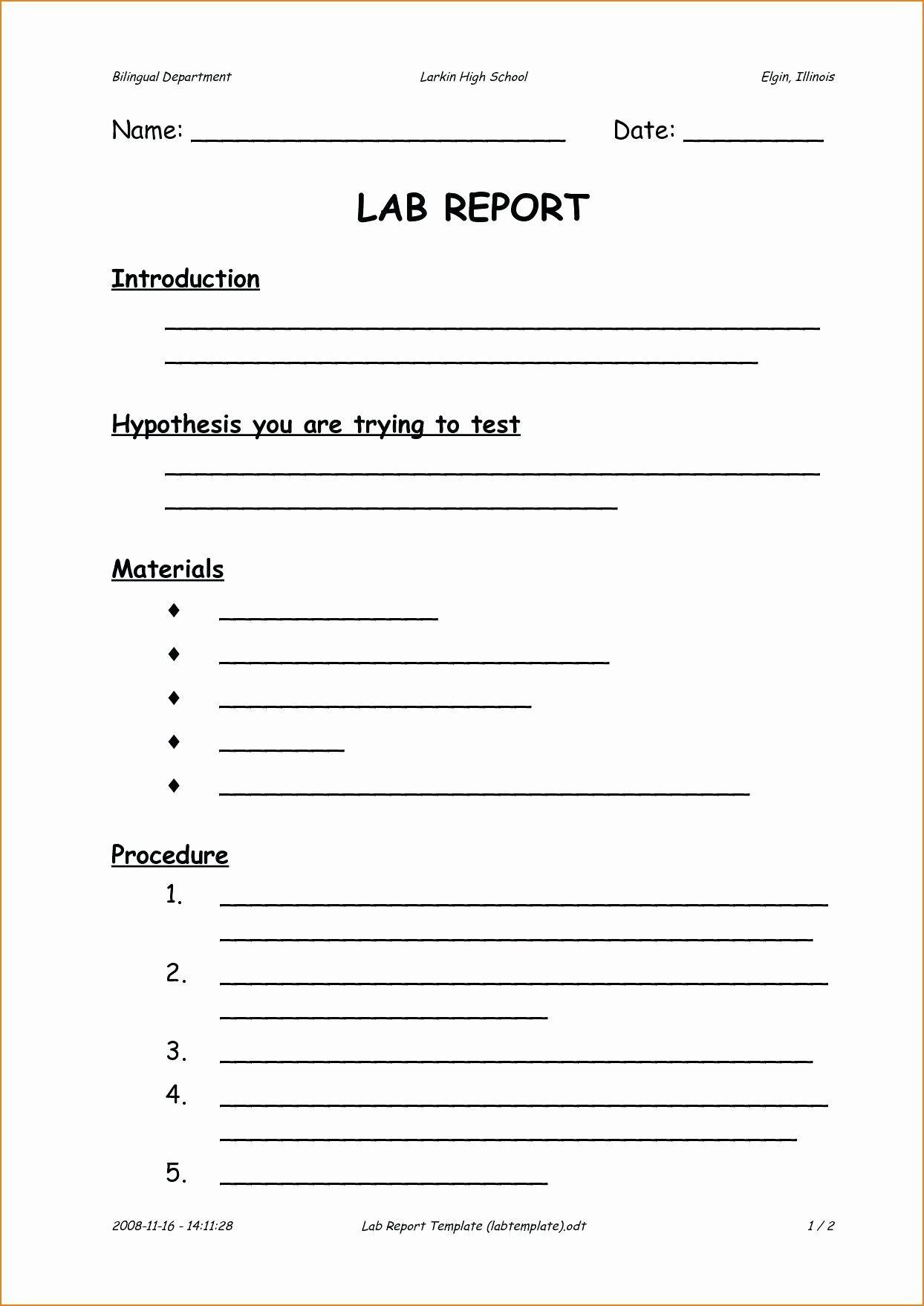 Scientific Method Worksheet High School Inspirational