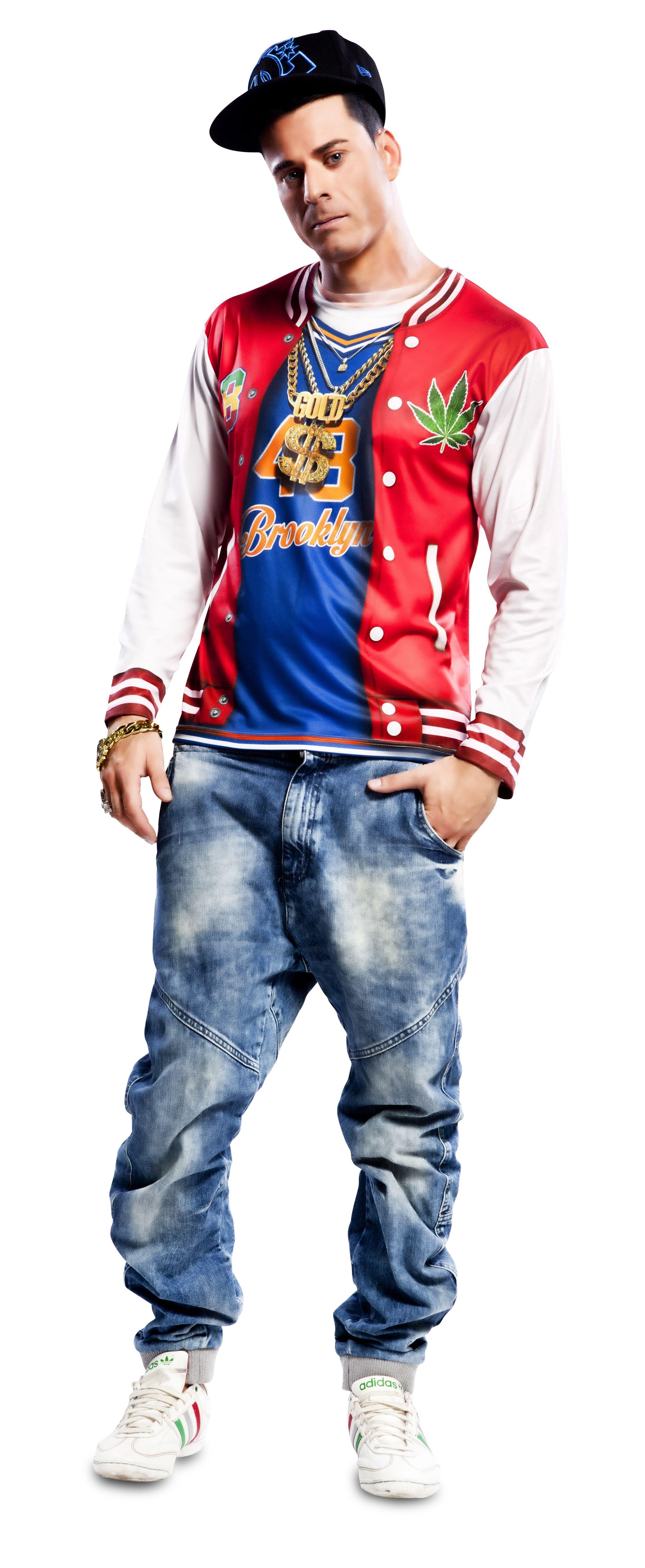 c16e115f1d7fd Disfraz Rapper.  Rapero  Music  Dollar  Original  Costume  BeOther ...