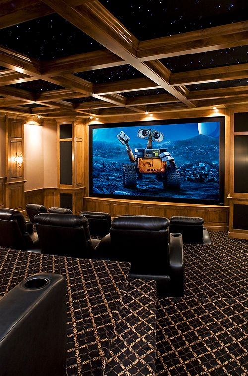 Home Theater Lighting, Home Theater Setup