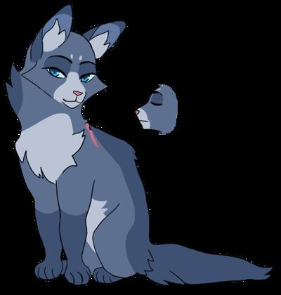 Bluestar By Gekkozilla With Images Warrior Cats Art Warrior