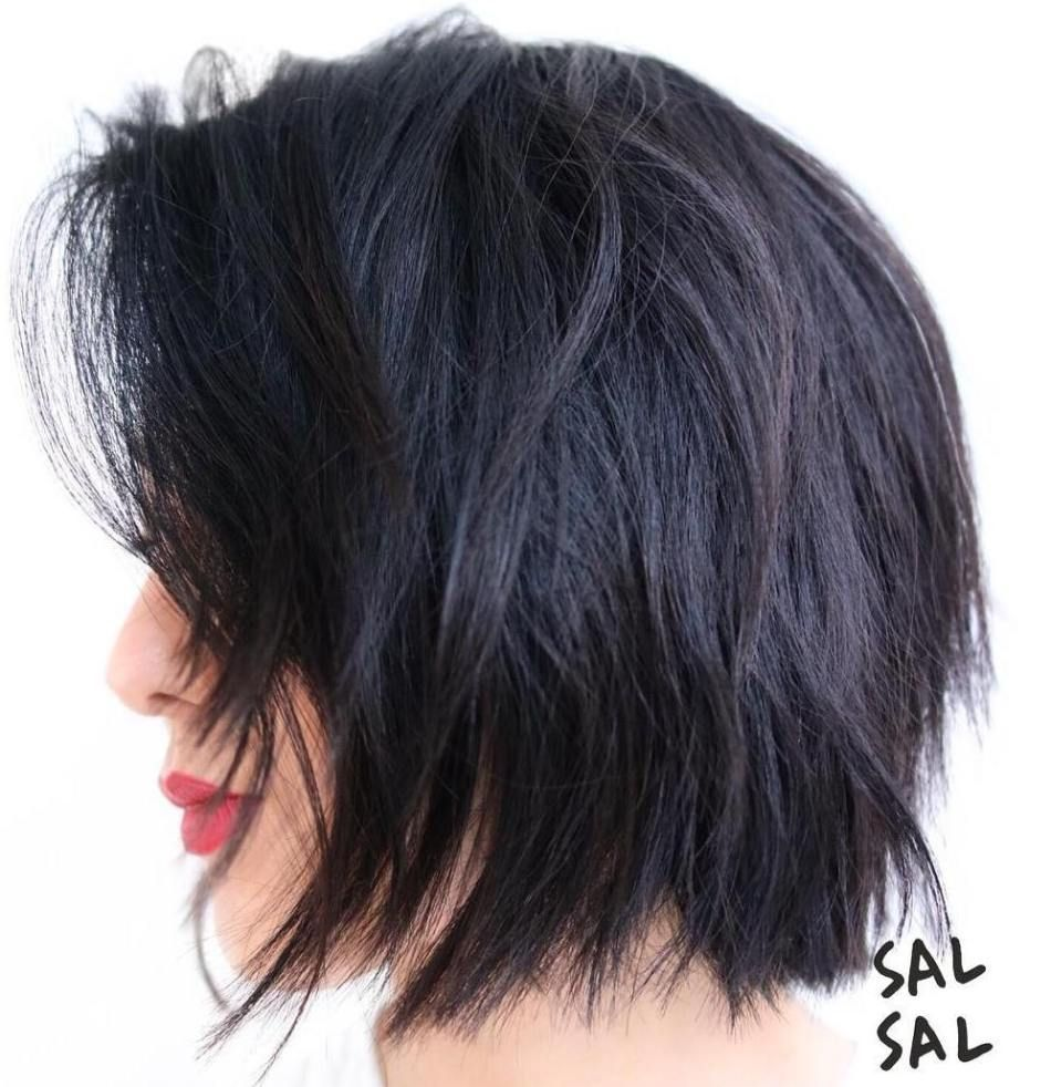 60 Classy Short Haircuts And Hairstyles For Thick Hair Bobs