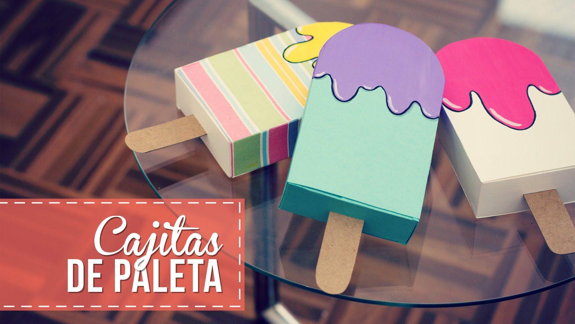 Descarga la plantilla AQUÍ: http://www.paperpop.mx ...