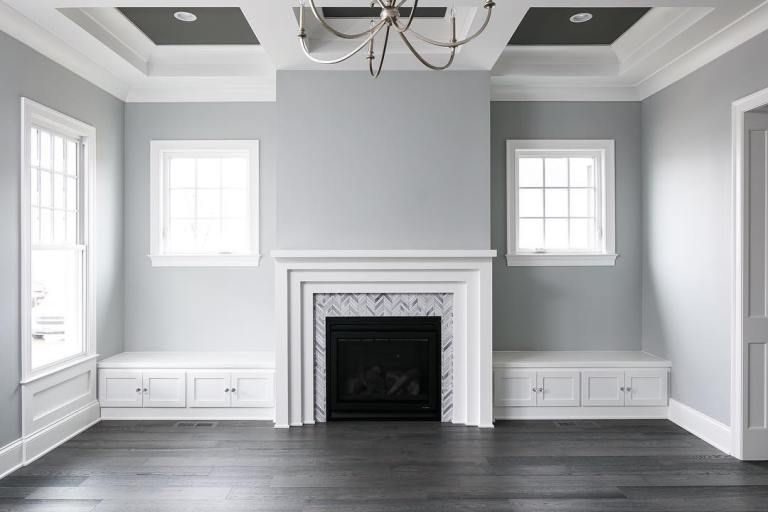 Five Best Gray Paint Colors for a Tranquil Room | Beach House Hustle