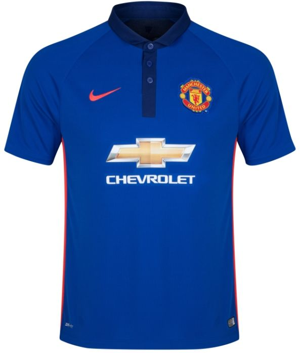 Flagwigs Manchester United Third Jersey Shirt Kit 2014 2015 Manchester United Manchester United Third Kit Manchester United Football Club