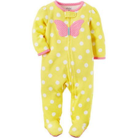 Child Of Mine By Carters Newborn Baby Girl Sleep And Play Child Of