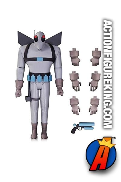 Batman the Animated Series 6-inch scale #FIREFLY action figure from