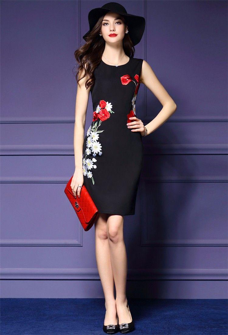 20160610_184522_155 | moda | Pinterest | Vestidos coctel, Falda ...