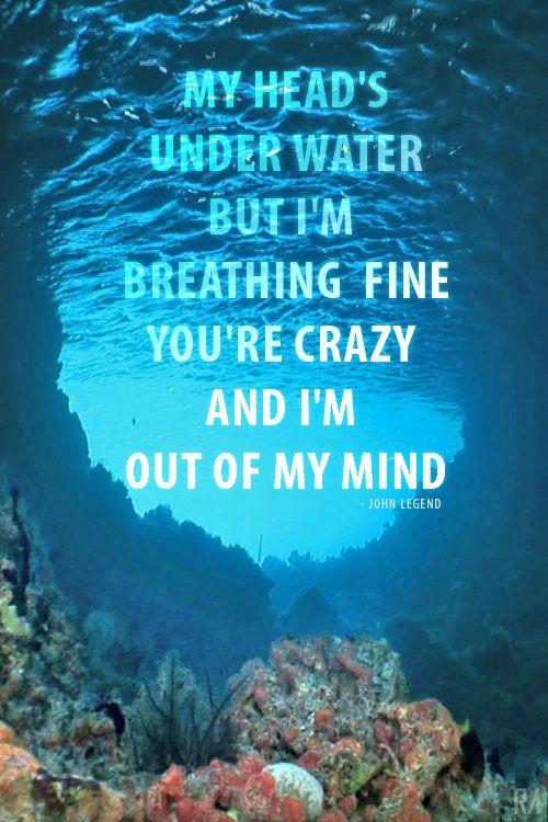 John Legend All of Me Lyrics