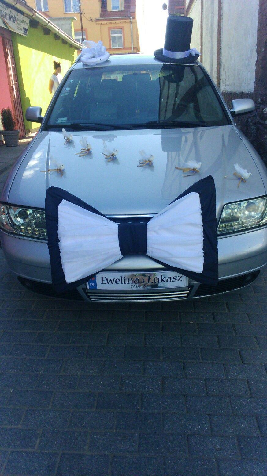 Pin By Agnieszka Duda On Dekoracje Samochodu Pinterest Wedding