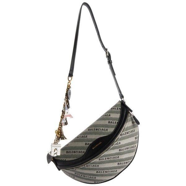 9437aa3ab9a4 Women s Balenciaga Extra Small Souvenir Logo Belt Bag ( 1