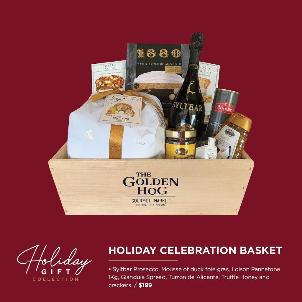 Golden Hog Key Biscayne Syltbar Gift Baskets Catering Menu Food Hacks Gourmet Recipes