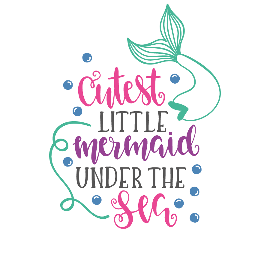 Bundle Freebie Mermaid Cricut And Silhouettes