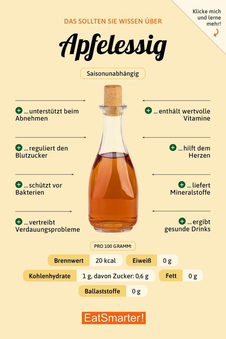 Apple Cider Vinegar  - Zettelkasten -