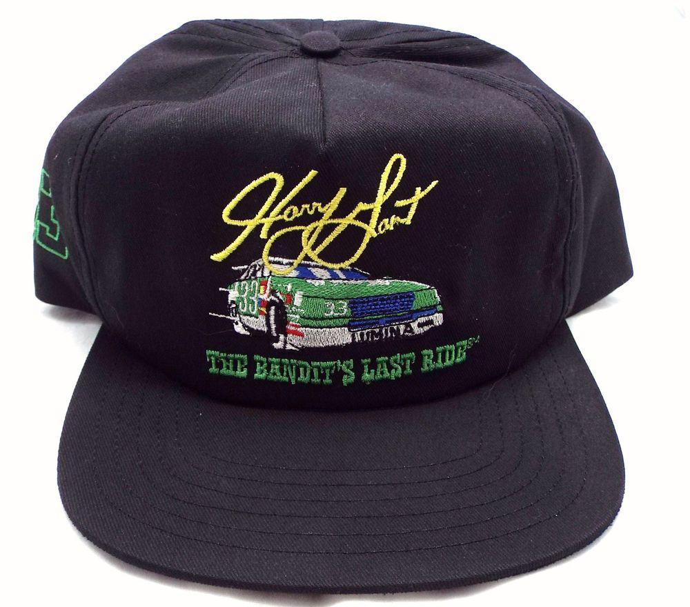 "New vintage ""Bandits last ride"" HARRY GANT Snapback"