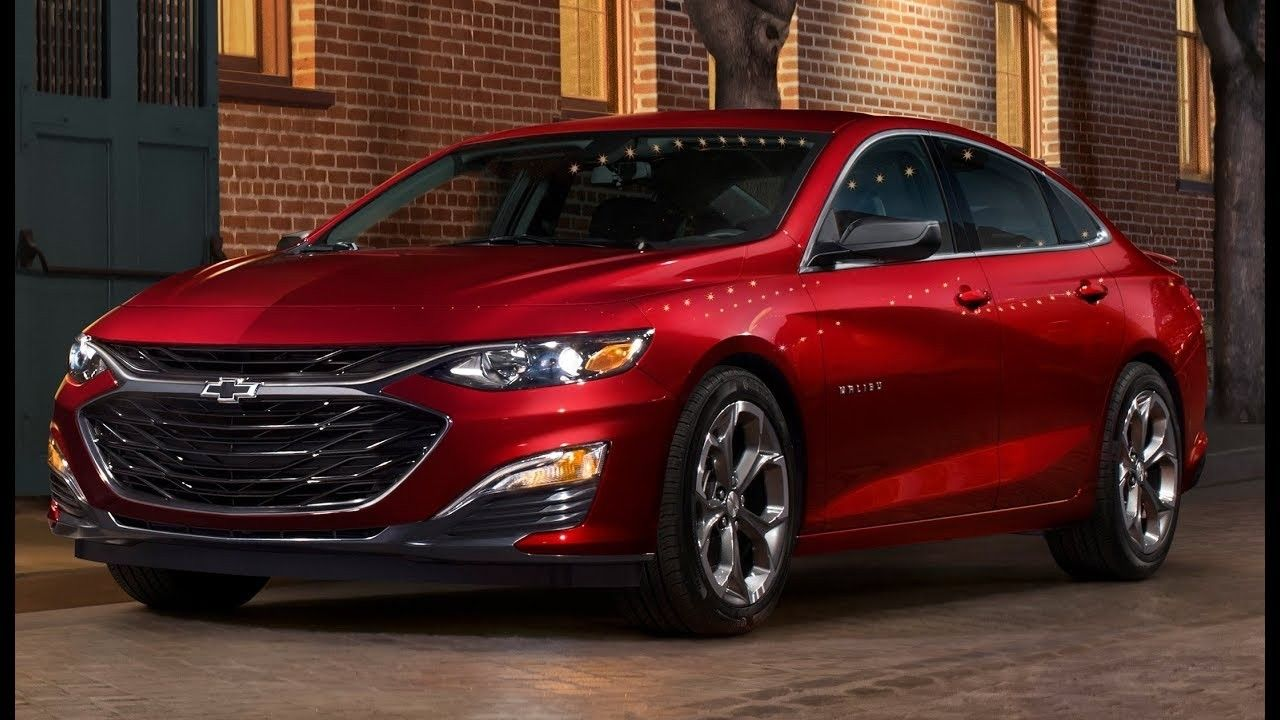 2019 Chevy Malibu First Drive Check More At Https Carsprice Info