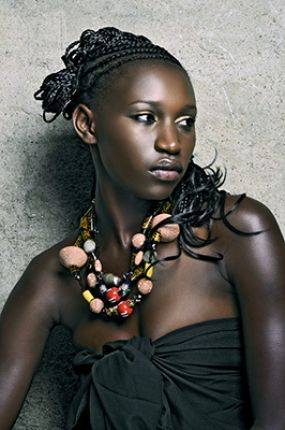 tumblr African girls black ebony