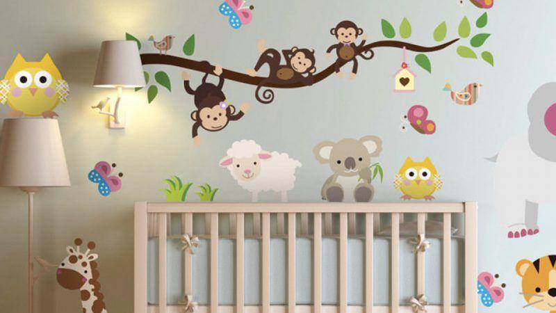 Personnalisable avec Le Pr/énom De Votre Enfant La T/ête dans lespace Sticker T/ête de Lit pour Chambre denfant Dimensions 50 cm x 90 m Protection Anti-UV