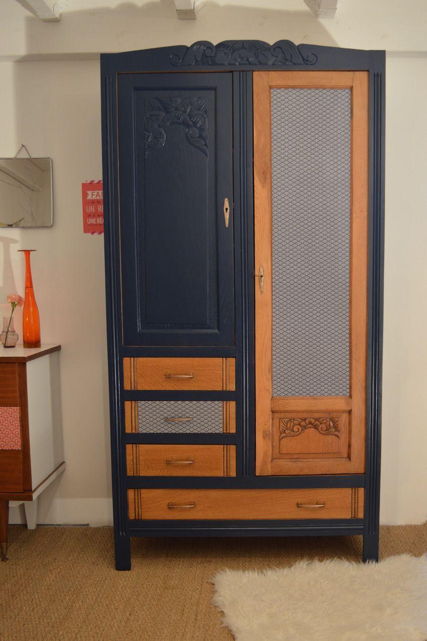 Armoire vintage \