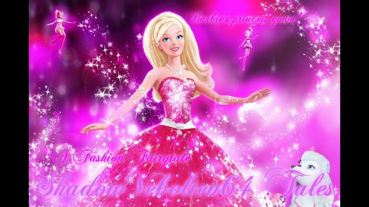 Shadowvebolten64 Tales A Fashion Fairytale Barbie S Princess Gown Barbie Princess Barbie Images Barbie Fashion