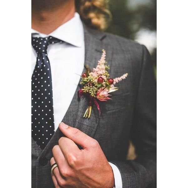 35 Pinecones Wedding Ideas for Your Winter Wedding ❤ liked on Polyvore featuring accessories