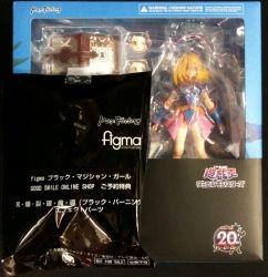 マックスファクトリー figma 313 ブラックマジシャンガール 特典付き/Dark Magician Girl with Bonus Effect Parts