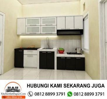 Jasa Kitchen Set Harga Murah Bogor 0812.8899.3791: PEMBUATAN KITCHEN SET  MINIMALIS SENTUL 0812.8899
