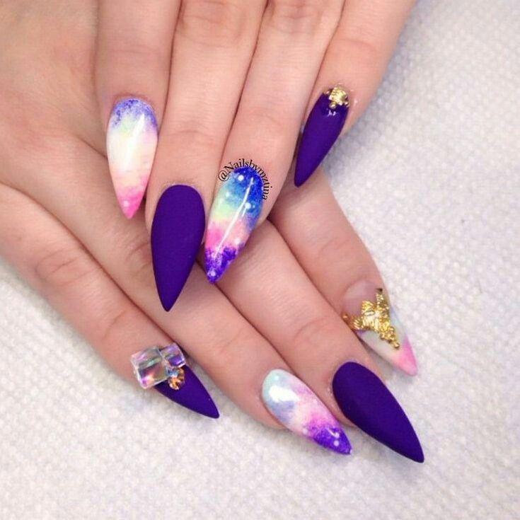 Lindas #unhas #decoradas #perfeitas | nails | Pinterest | Nail nail ...
