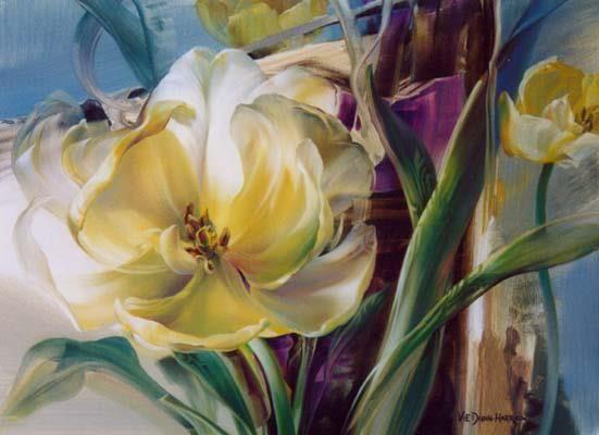 Vie Dunn Harr from Open Art Group