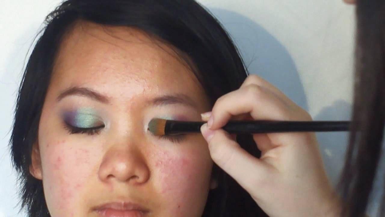 maquillage pour les yeux asiatiques brid s maquillage asie pinterest maquillage. Black Bedroom Furniture Sets. Home Design Ideas