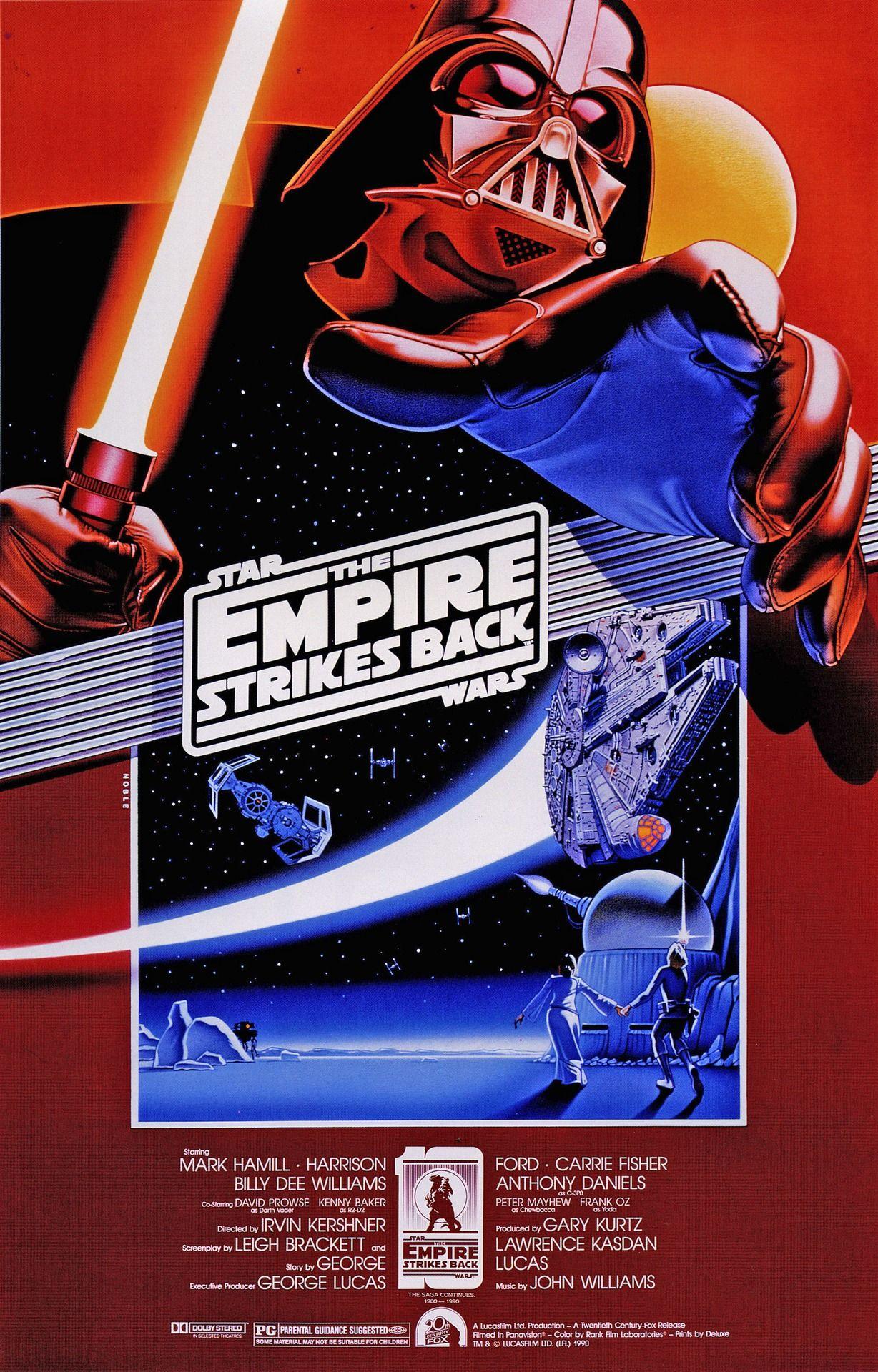 empire strikes back.