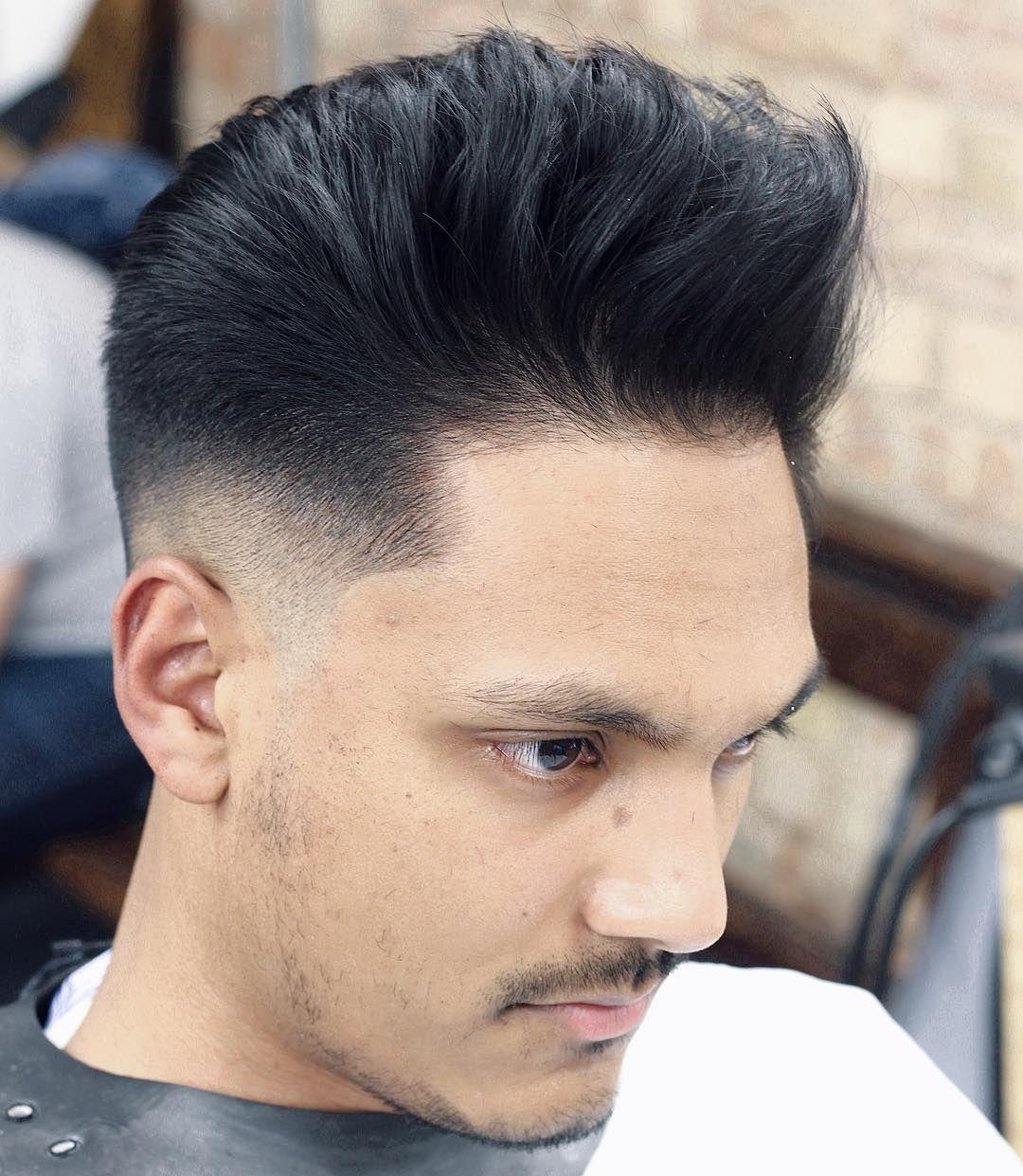 Classic Big Pomp Menshairstyles Mens Hairstyles Hair Styles