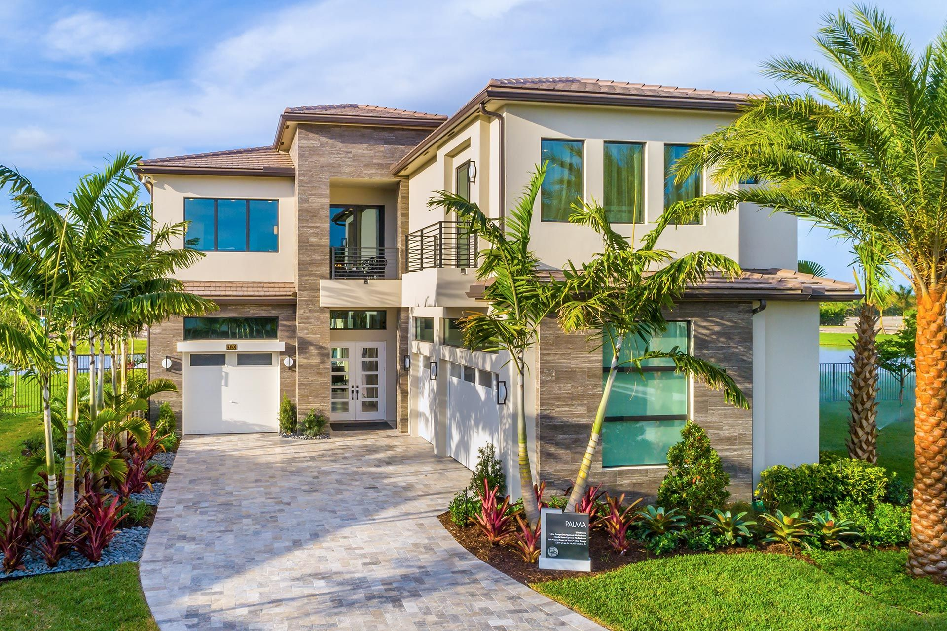 Luxury New Homes In Boca Raton Florida Real Estate Gl Homes Florida Real Estate Small Luxury Homes Florida Home