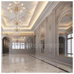Private Villa Uae Ceiling Design Modern False Ceiling Design Ceiling Design