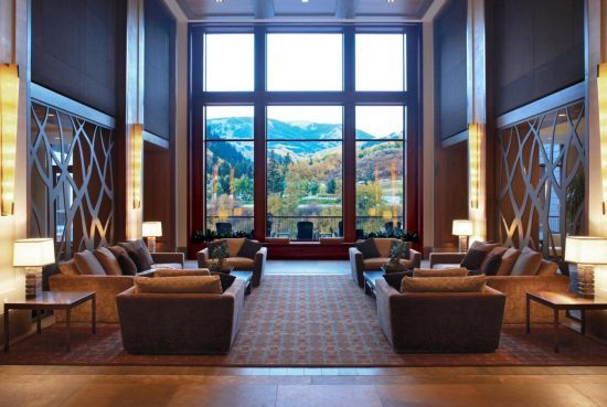 A lobby with a view!  Win a 3-night stay at The Westin Riverfront Resort & Spa in Beaver Creek, Colorado!! Visit MiniTime.com and enter by July 31, 2013.