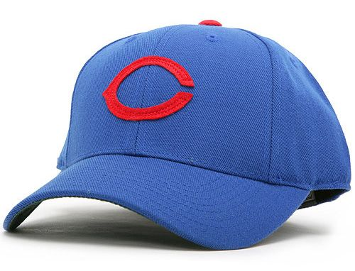 42d96caba0b Chicago Cubs 1938-1956 Cooperstown Fitted Baseball Cap by AMERICAN NEEDLE x  MLB