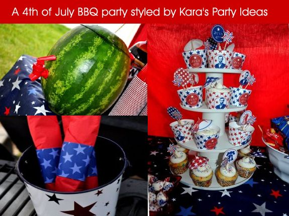 fourth of july bbq ideas