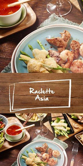 Raclette Asia
