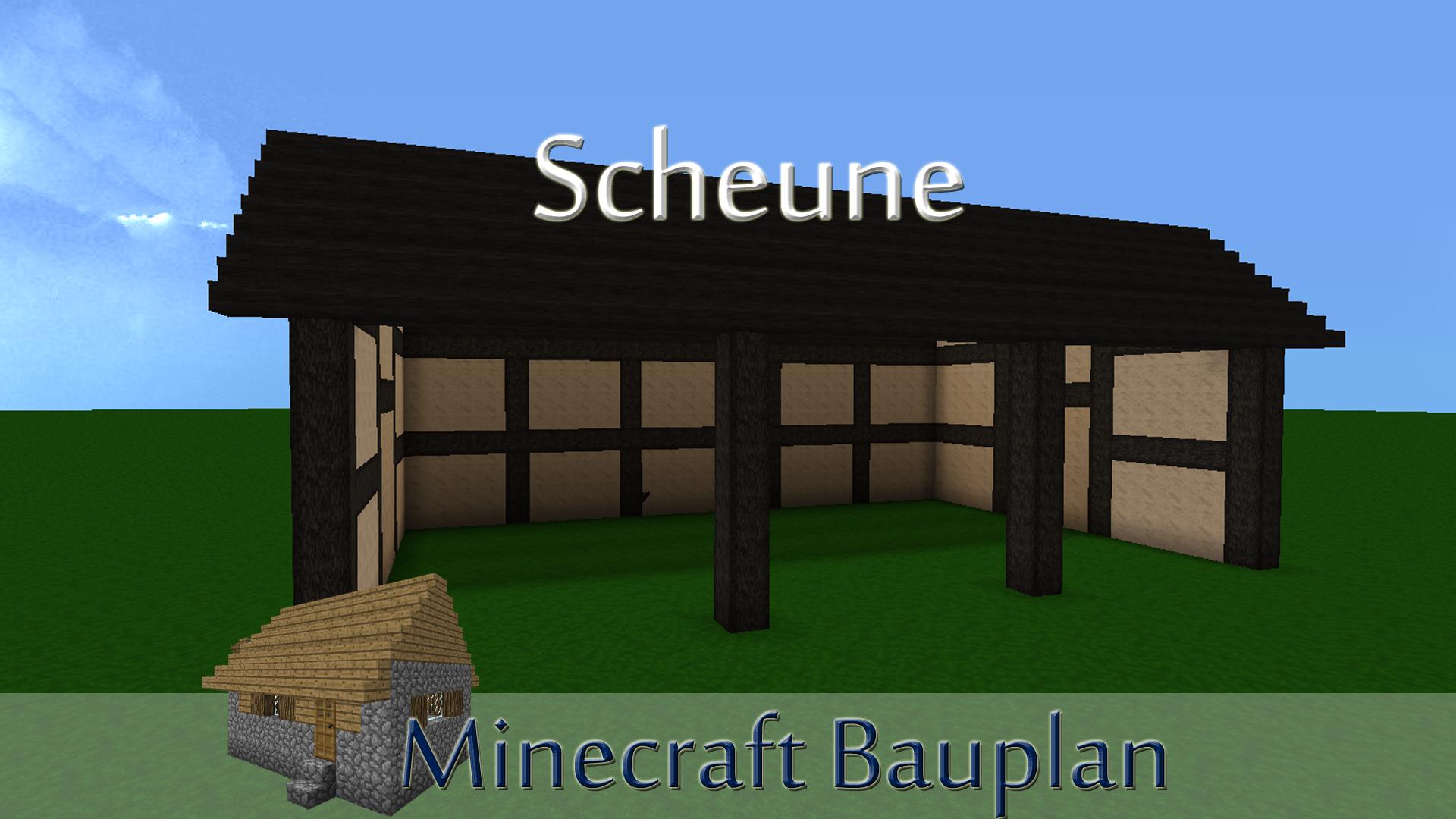 Minecraft Bauplan Scheune Gameheartde Minecraft Ideen - Minecraft haus ideen bauplan