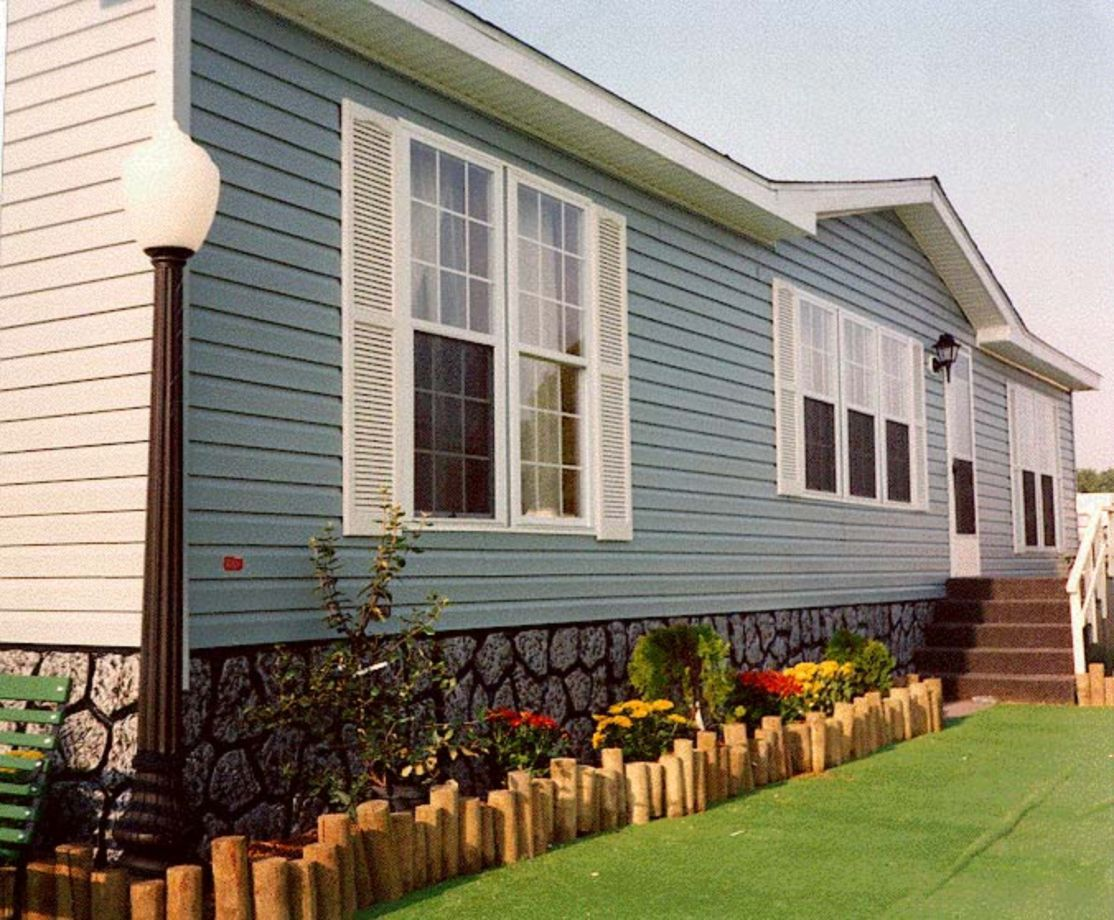 Exterior Paint Color Ideas For Mobile Homes 30 In 2019