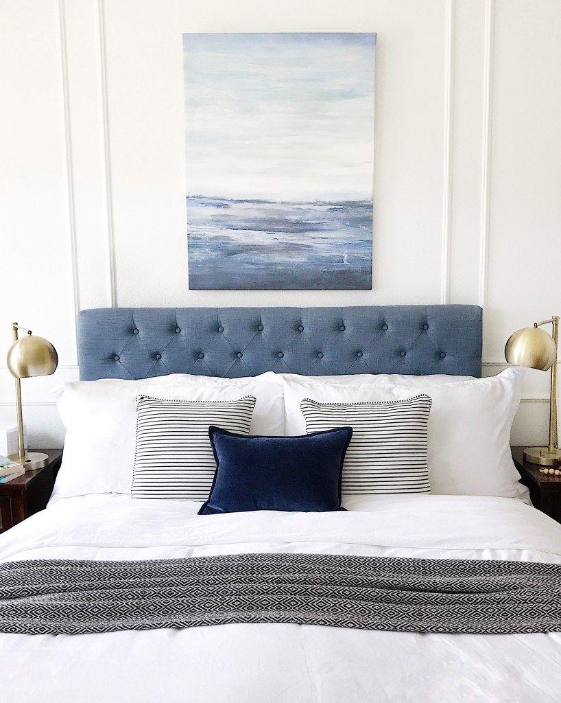 Spring Home Inspiration Decorating With Blue Blue Decor