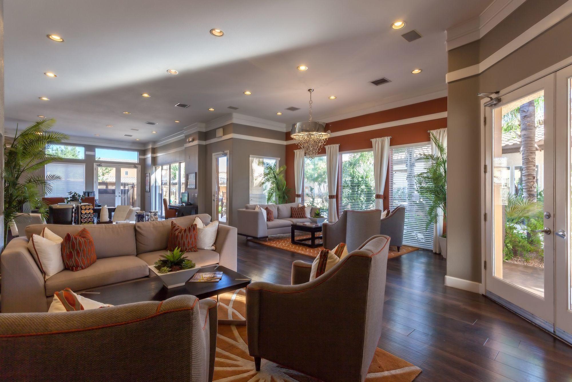 Camden Legacy Apartments - Scottsdale, AZ   Lounge areas ...