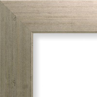 Varick Gallery Wide Smooth Picture Frame Size: 16\