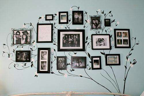 Love this! Family tree