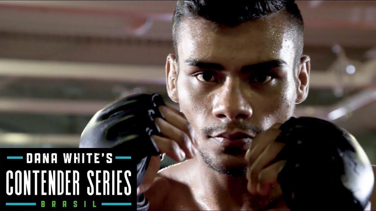 Report: Raulian Paiva vs. Amir Albazi Added To UFC Fight Night ...