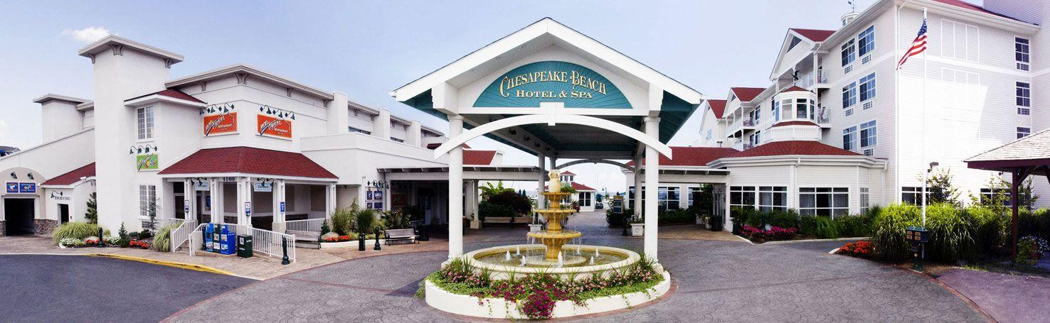 Chesapeake Beach Resort And Spa Bay