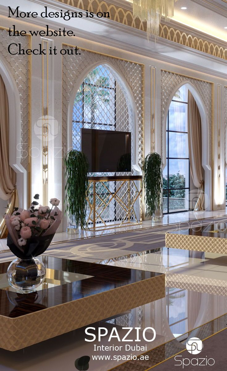 Majlis interior design in Dubai | Ideas for the House | Interior ...