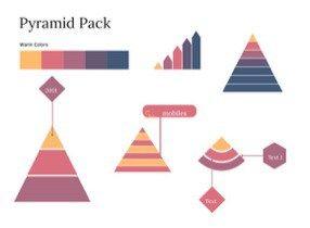 Free Apple Keynote Pyramid Pack Free Keynote Templates