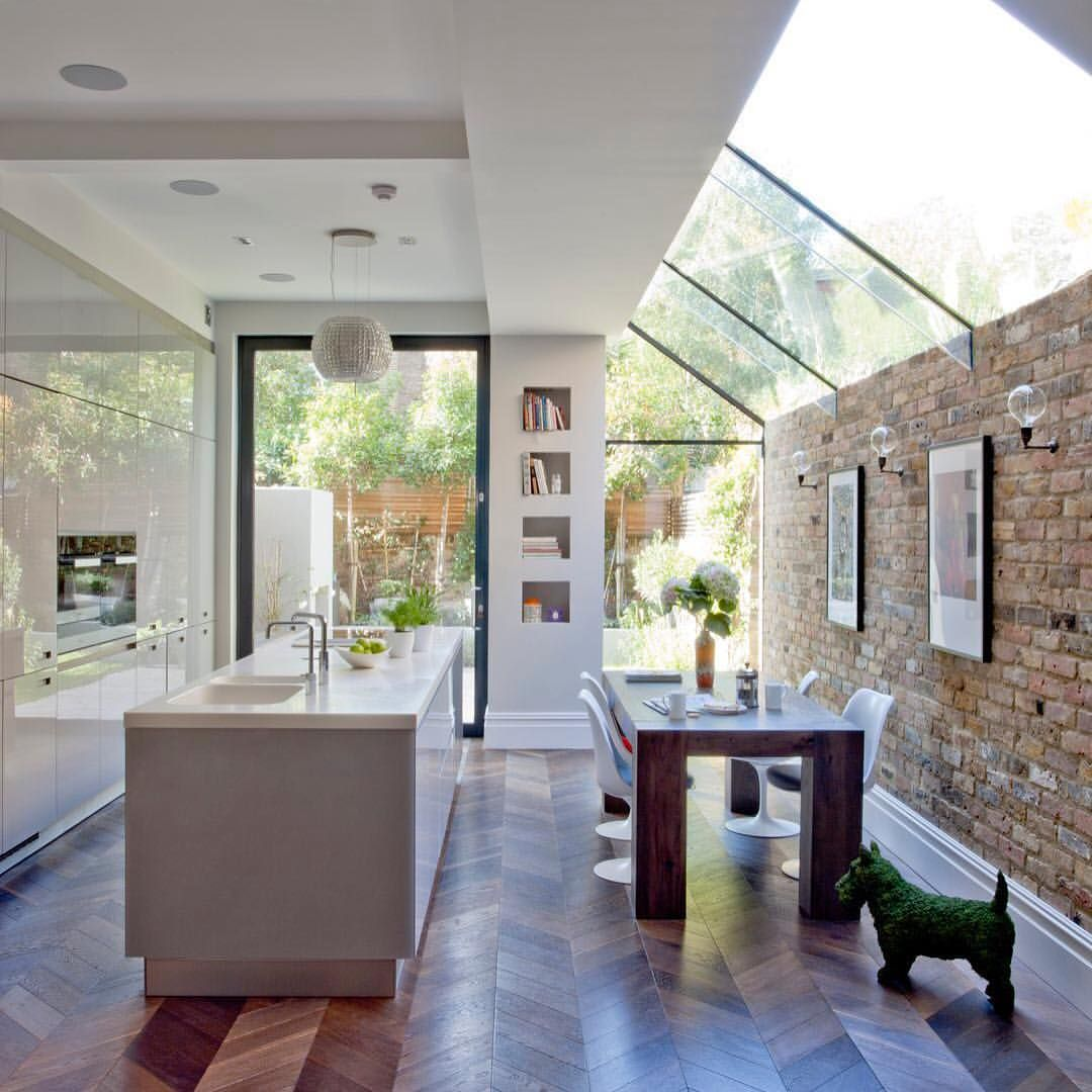 25 Captivating Ideas For Kitchens With Skylights: Pin By Peter Papenfus On Kitchens In 2019